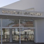 Nos dias de jogos do Brasil o RU só vai abrir para os residentes