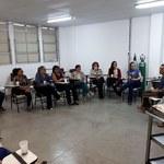Visita técnica integra projetos de extensão do Hospital Universitário