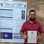 Egresso do Campus Arapiraca é premiado em evento internacional de Física