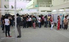 Sessão de Pôsteres em Maceió. Foto: Deriky Pereira
