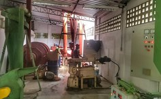 Miniusina de Adensamento de Biomassa da Ufal