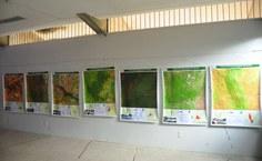 Cartas imagem podem ser conferidas na exposição