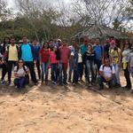 Estudantes de Geografia do Campus do Sertão visitam escola indígena