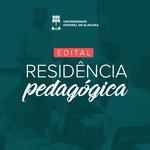 Residência Pedagógica abre inscrições para cadastro de reserva