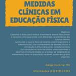 Instituto de Educação Física e Esporte promove curso sobre Medidas clínicas