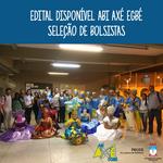 Proex abre seleção de bolsistas para o equipamento cultural Abi Axé Egbé