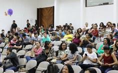 Público lotou auditório Vera Rocha,