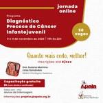 Apala oferta capacitação sobre diagnóstico precoce do Câncer Infanto-juvenil
