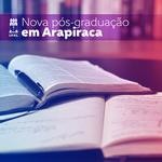 Arapiraca receberá novo curso de pós-graduação no próximo ano