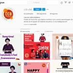 Casa de Cultura Britânica oferece conteúdo acessível nas redes sociais