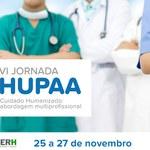 Inscrições prorrogadas para submissão de trabalhos na Jornada Acadêmicado HU