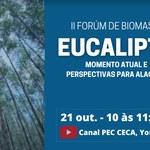PEC promove 2º Fórum da biomassa: momento atual e perspectivas para Alagoas