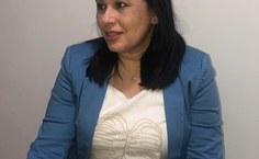 Regina Celia Sales Santos, chefe da Unidade de Gerenciamento das Atividades de Graduação e Ensino Técnico. Foto Arquivo pessoal