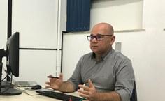 Felipe Sarmento, chefe do setor de Gestão de Ensino. Foto: Arquivo pessoal