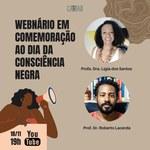 Dia da Consciência Negra será discutido em evento on-line