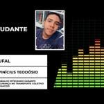 Vinícius Teodósio conquista segundo lugar no Prêmio Sinturb de Jornalismo
