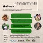 Seminário virtual discute segurança alimentar em Alagoas