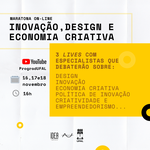 Ufal promove maratona de lives sobre inovação, design e economia criativa