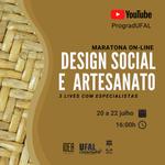 Estão abertas inscrições para o Webinário Design Social e Artesanato
