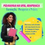 Estudantes de Pedagogia recebem orientações sobre projeto pedagógico e TCC