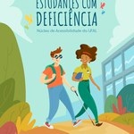 Cartilha dá orientações para docentes de estudantes com deficiência