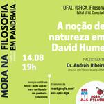 David Hume e a noção de natureza no Mora na Filosofia
