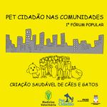 Projeto promove orientação veterinária e bem-estar animal