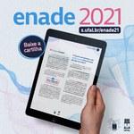 Cartilha orienta estudantes da Ufal que estão aptos a fazer o Enade 2021