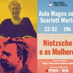 Aula inaugural do mestrado em Filosofia acontece dia 22 de fevereiro