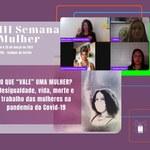 Campus do Sertão debate desigualdade feminina e violência contra mulher