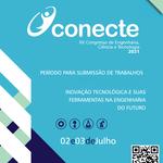 Congresso de Engenharia, Ciência e Tecnologia acontece nos dias 2 e 3 de julho