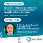Ufal realiza webinar sobre medicina e saúde em parceria com Informed