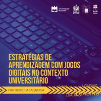 Estudantes são convidados a participar de pesquisa que envolve jogos digitais