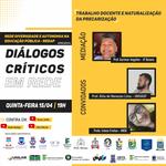"""Rede Redap e Proex promovem """"debates críticos em rede"""""""