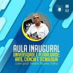 Período 2020.2 na Ufal terá início com palestra sobre arte, ciência e tecnologia