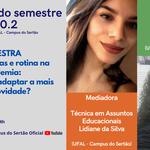 Recepção on-line dos calouros do Campus do Sertão será na quarta, 23