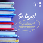 IC divulga resultado final da seleção de avaliadores de livros didáticos