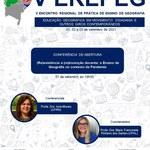 Prática de Ensino em Geografia é tema de debate nesta quarta (1º)