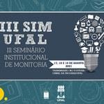 Seminário Institucional de Monitoria apresenta mais de 200 trabalhos