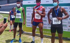 Atletas medalhistas