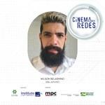 Cinema nas Redes tem a participação de estudante de Comunicação da Ufal