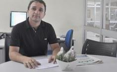 Jacó ex-morador da RUA assume cargo de servidor