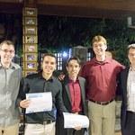 Pesquisa do Instituto de Matemática obtém primeiro lugar em evento internacional
