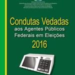 Cartilha orienta servidor público federal sobre pleito eleitoral de 2016