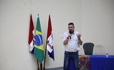 Fórum foi realizado no auditório da Reitoria. Foto: Renner Boldrino