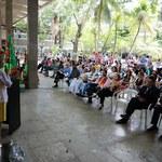 Confraternização da Ufal conta com discursos religiosos e apresentações culturais