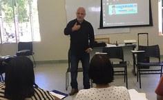 Rafael Duarte, falou sobre Educação das Emoções