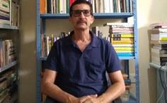 Professor José Ivamilson Barbalho, coordenador de Desenvolvimento de Pessoal