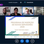 Servidores novos da Ufal participam de programa de inserção on-line