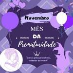 HU no Novembro Roxo faz alerta sobre aumento de partos prematuros